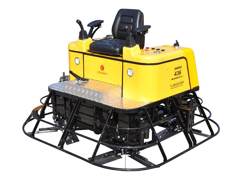混凝土抹光機 RWMG436