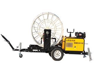 拖车式自动穿线机 RWCX11C