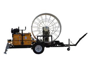 拖車式自動穿線機 RWCX12